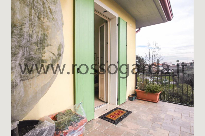 Terrazza con vista di attico in vendita Desenzano