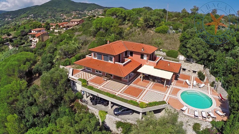 portoferraio - elba - Villa esclusiva con piscina