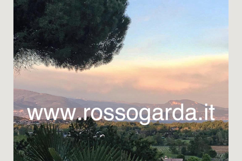 panorama villa vista panoramica Soiano