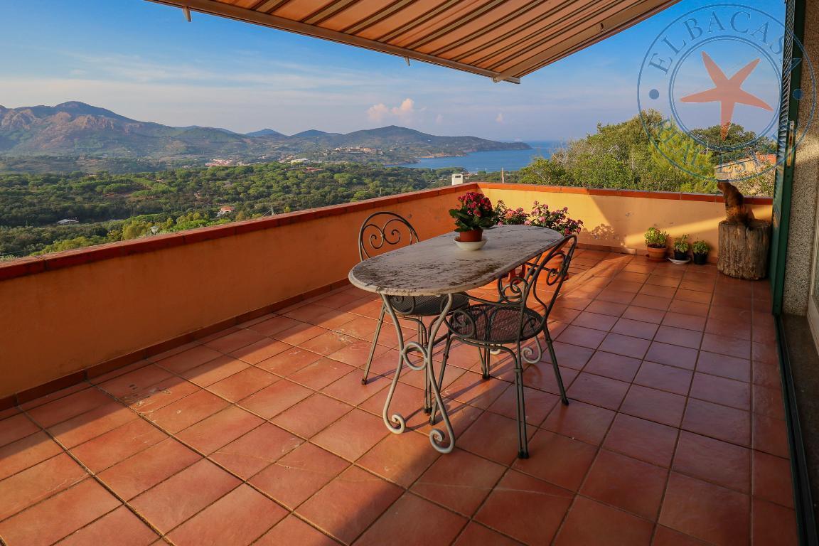 capoliveri - elba - Villa di pregio con vista