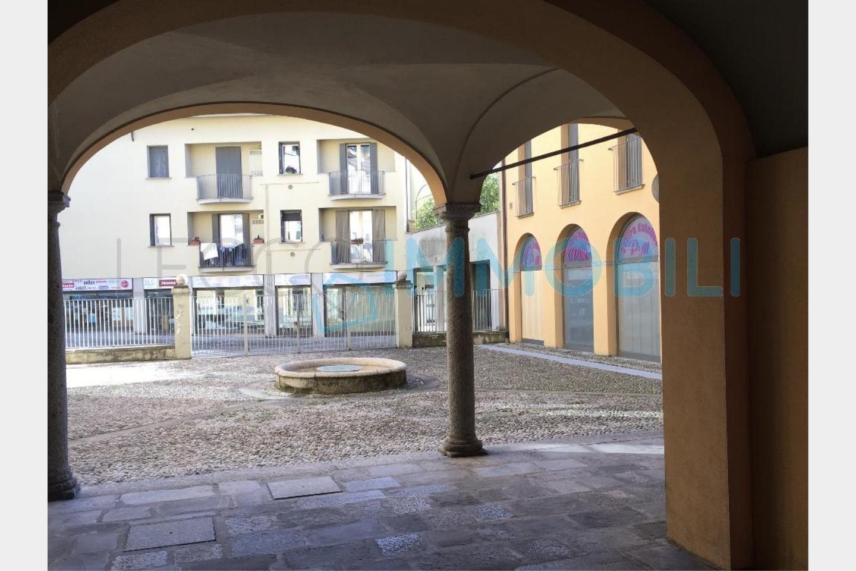 portici ingresso complesso