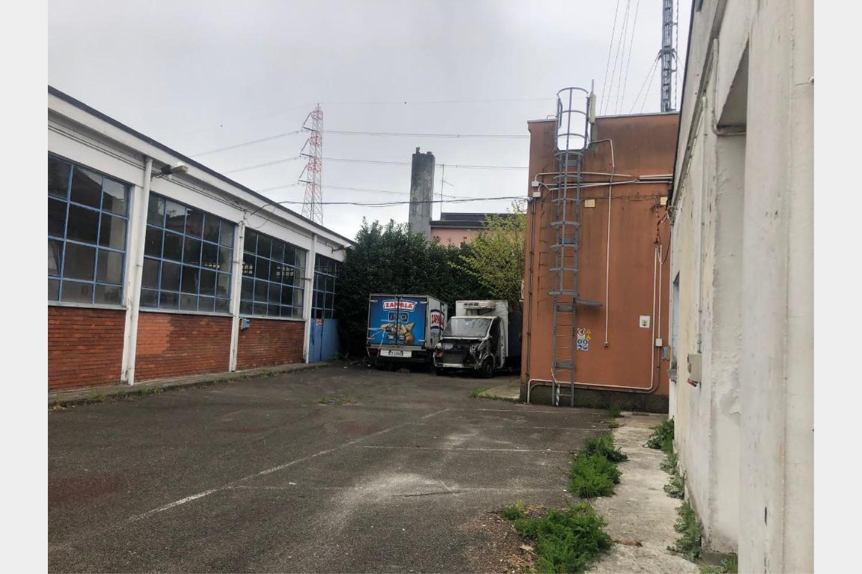 Terreno Industriale in Vendita Monza