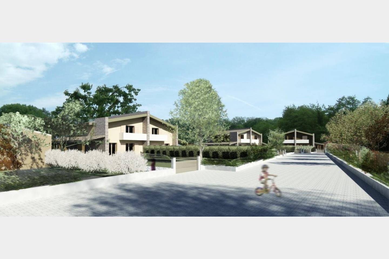 Villa bifamiliare in Vendita Bodio Lomnago