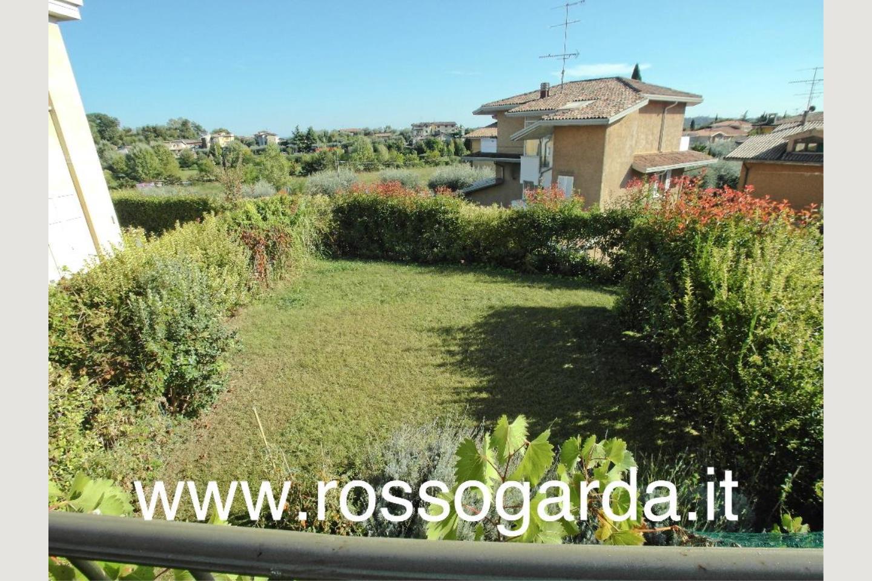 Giardino Villa Bifamiliare vendita Padenghe