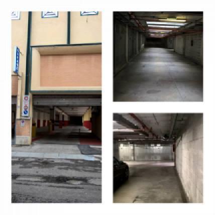 garage a Bologna