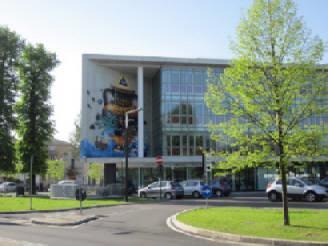 Prestigioso Ufficio in Centro Vimercate mq 191 affittasi