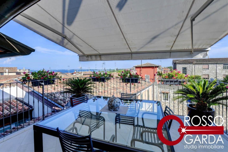 Appartamento centro Desenzano Terrazza vista lago