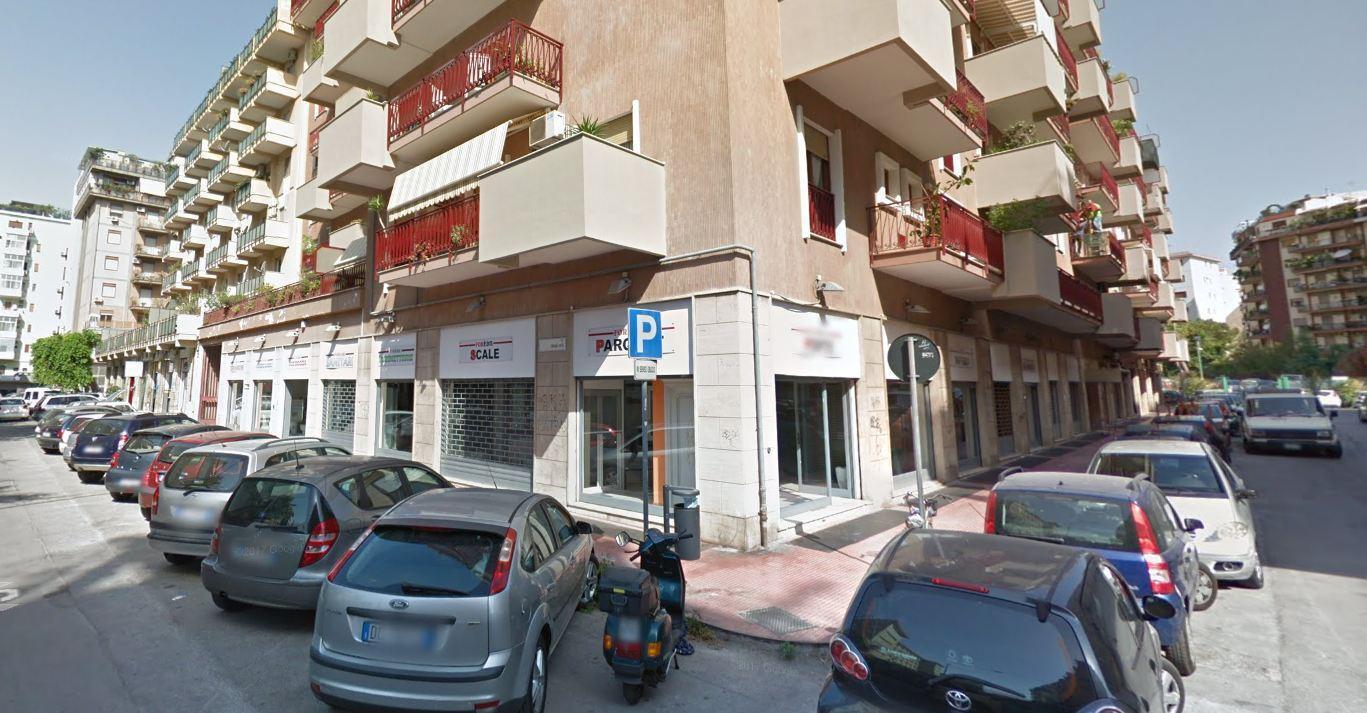 Sampolo/ Villabianca Negozio  500 mq alto reddito