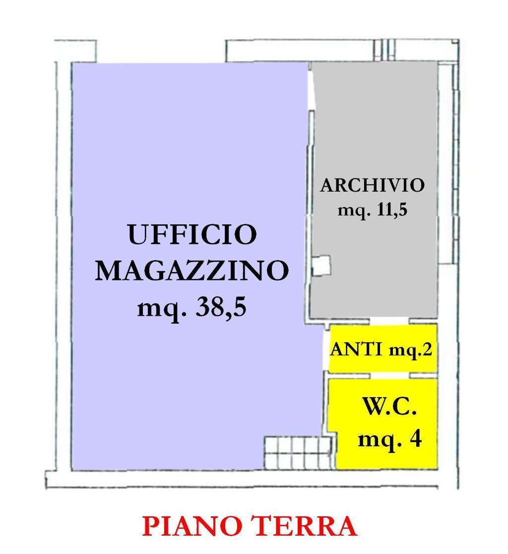 Affitto di un capannone in buono stato a Cesena