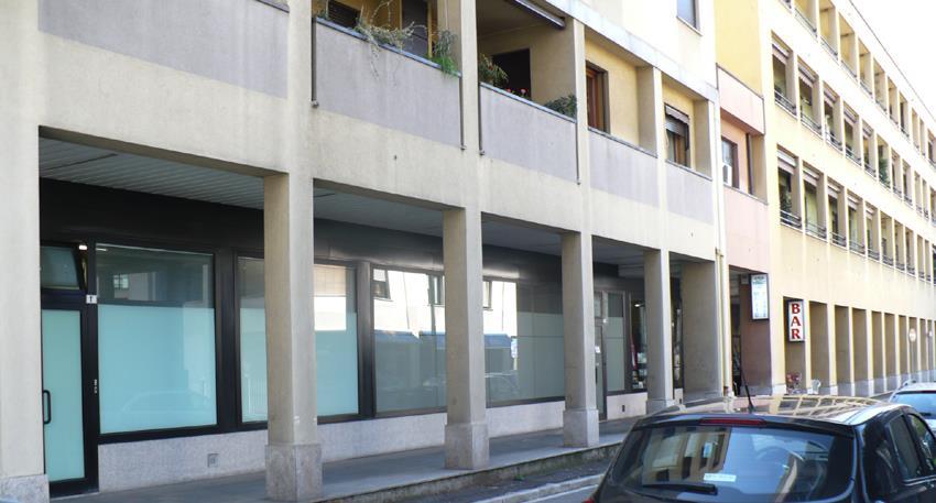 negozio in affitto a Meda (MB)