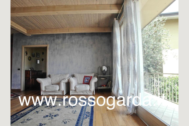 Soggiorno villa in vendita Padenghe