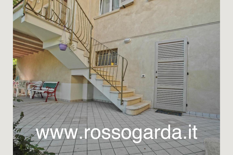 accesso p.terra Villa Bifamiliare vendita Padenghe