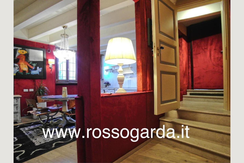 disimpegno 2 Attico vista lago Desenzano vendita
