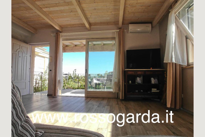Soggiorno Villa Bifamiliare vendita Padenghe