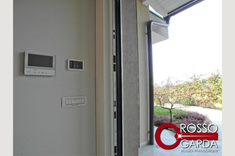 Villa classe A vendita Lonato ingresso domotica