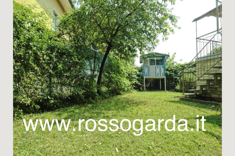 villa in vendita Padenghe giardino