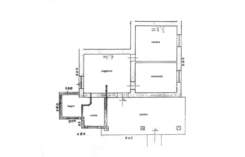 planimetria casa