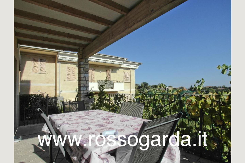 tavolo esterno Villa Bifamiliare vendita Padenghe