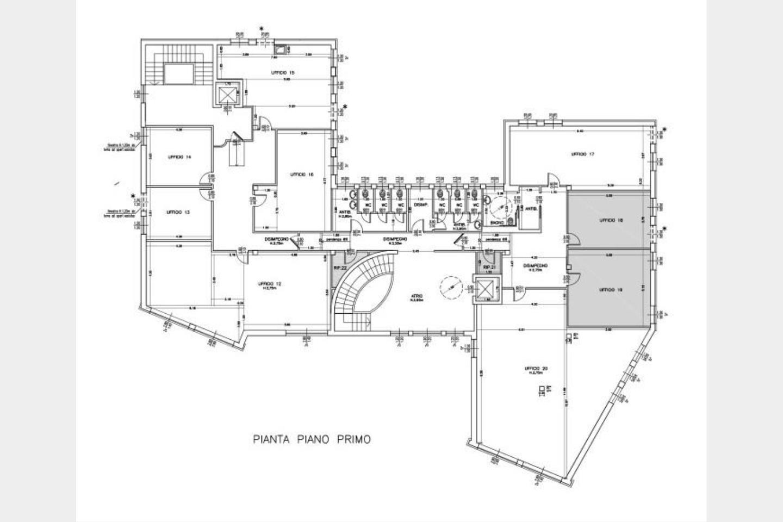 Ufficio in Affitto Cinisello Balsamo