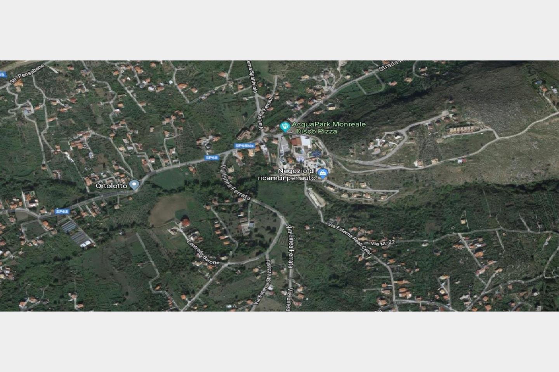 Terreno Residenziale in Vendita Monreale