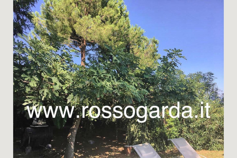 villa vista panoramica Soiano giardino
