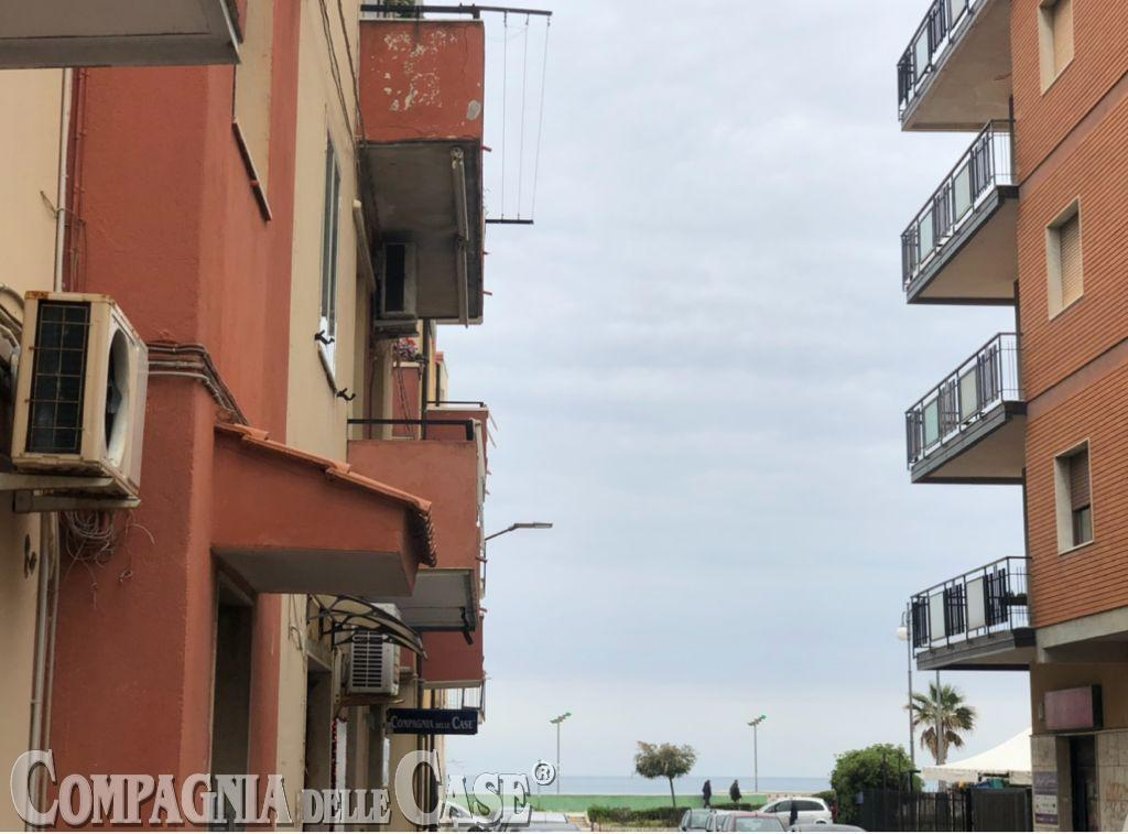 Appartamento a Catanzaro Lido, vista mare