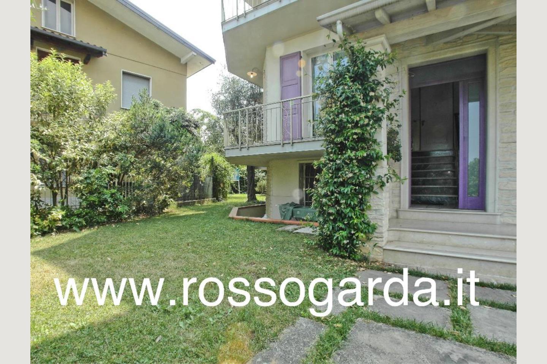 Ingresso villa in vendita Padenghe