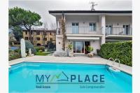 Vendita, Lecco zona Cereda, splendida villa con piscina esterna