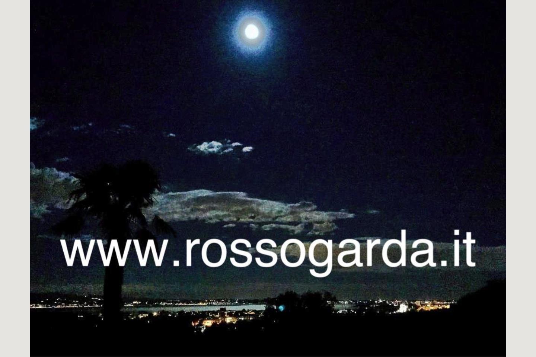 Notturna villa vista panoramica Soiano