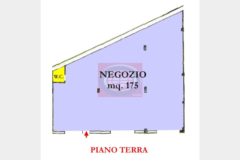 Negozio in Affitto Cesena