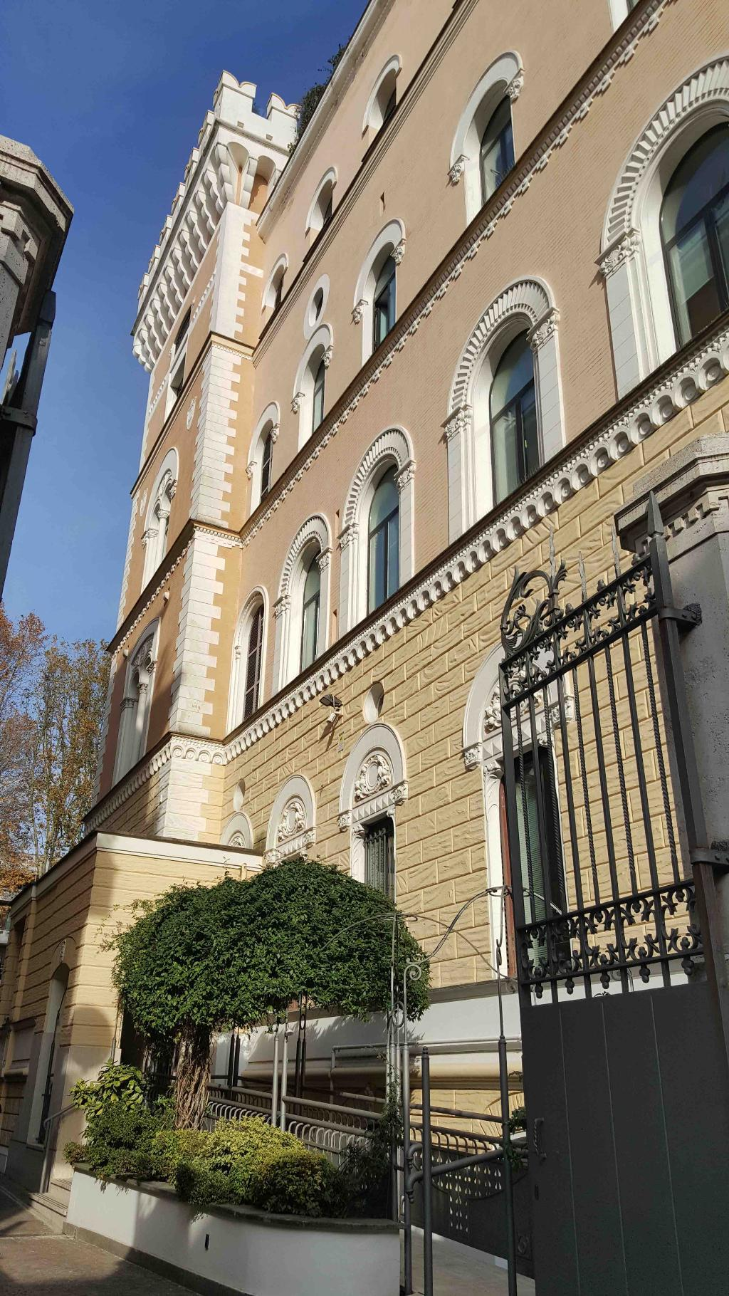 Palazzo Cielo - Terra Zona Prati