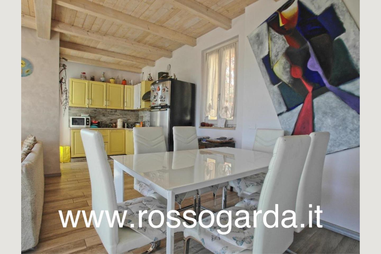 Sala pranzo Villa Bifamiliare vendita Padenghe