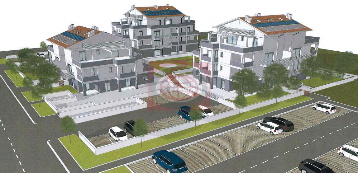 S. Egidio di Cesena - appartamento trilocale  nuovo