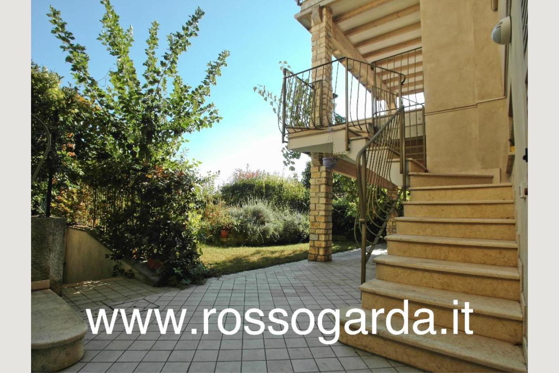 Accesso Villa Bifamiliare vendita Padenghe