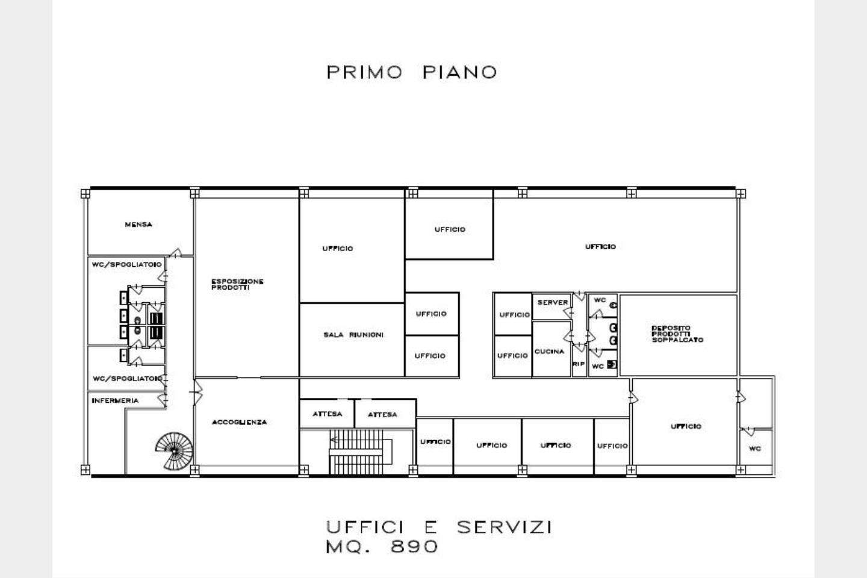 Ufficio in Affitto Paderno Dugnano