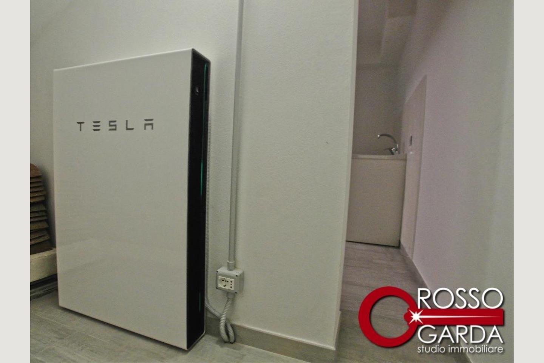 Batteria accumulo fotovoltaico Villa classe A
