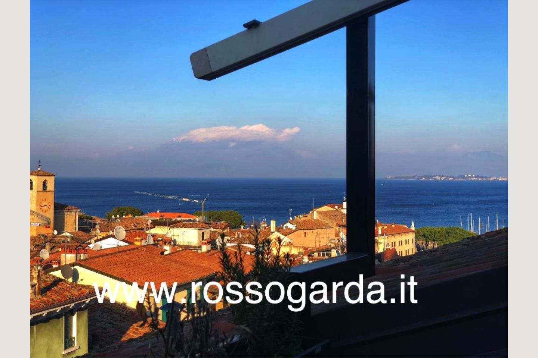 Attico vista lago Desenzano vendita