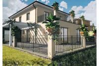 Lotto di terreno edificabile per costruzione di villa bifamigliare