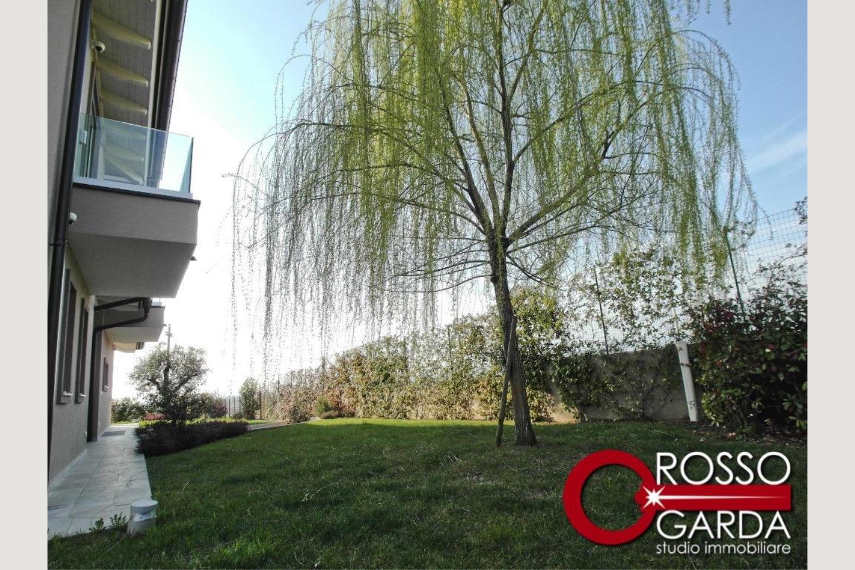 Giardino  Villa in classe A vendita Lonato