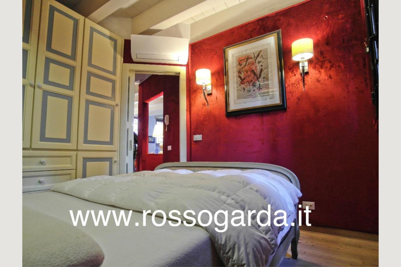 Attico vista lago Desenzano vendita 3 camera