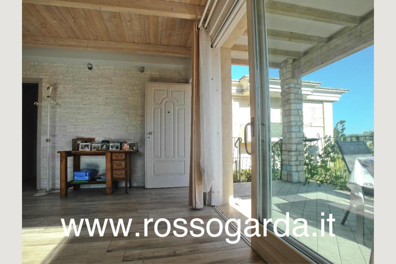 Ingresso Villa Bifamiliare vendita Padenghe