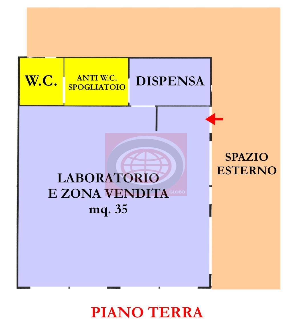 CESENA - CENTRO URBANO (LATVC7) Attività pluriennale di piadineria
