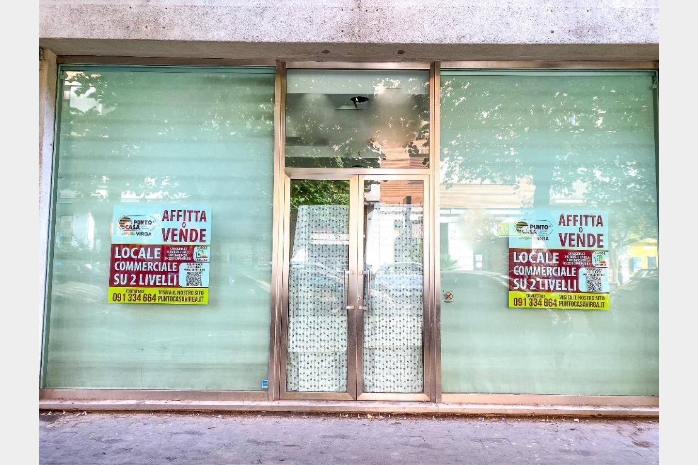 Immobile Commerciale in Affitto Palermo