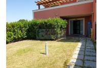 Monolocale con giardino privato