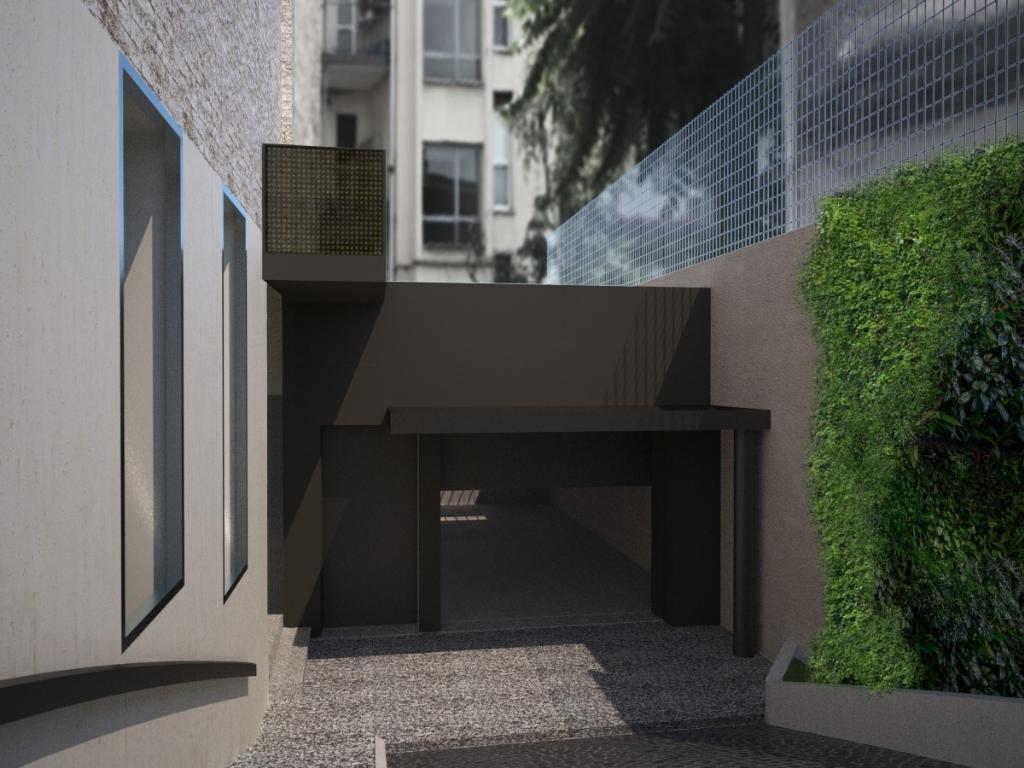 Laboratorio Studio Showroom con Ampio Box / Magazzino