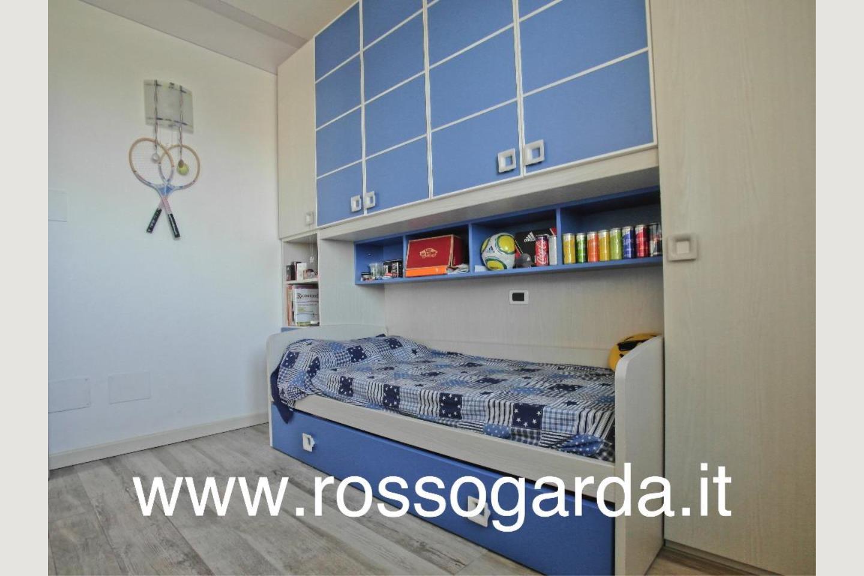 camera letto Villa Bifamiliare vendita Padenghe
