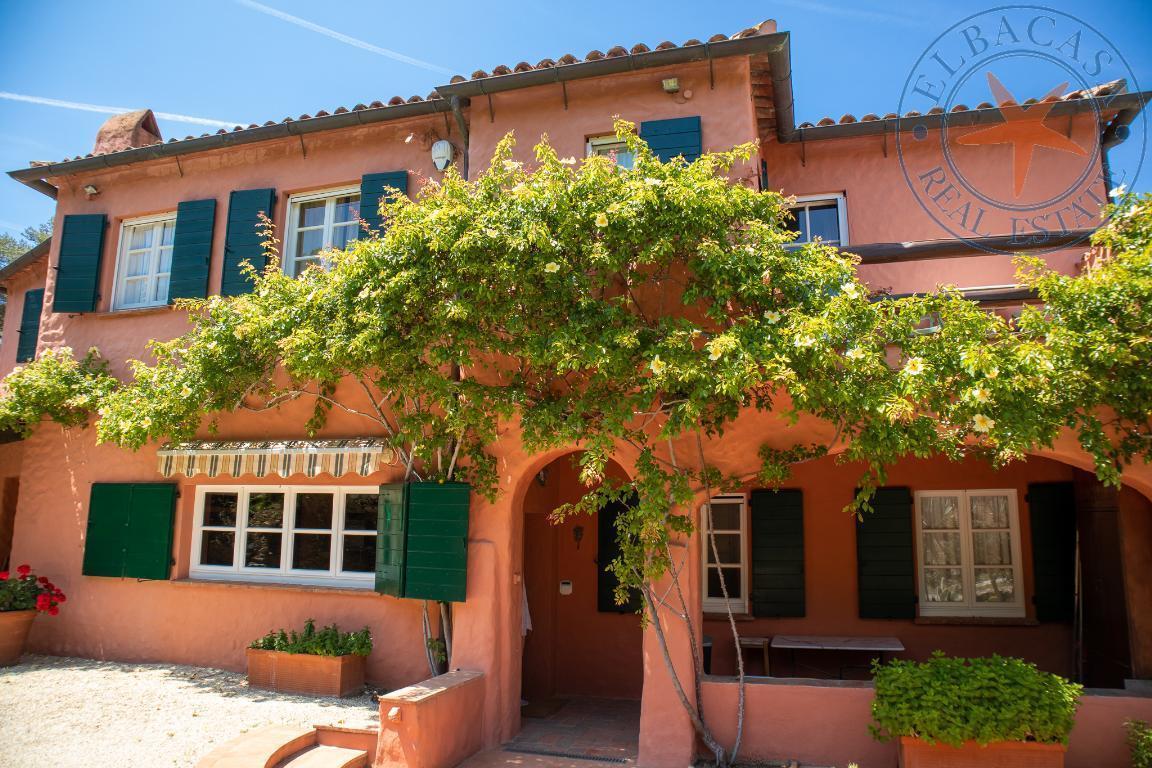 elbaluxury.it - Villa di lusso, accesso privato al mare