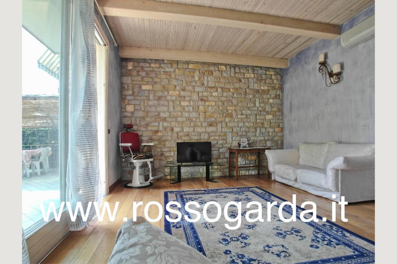 villa in vendita Padenghe Soggiorno