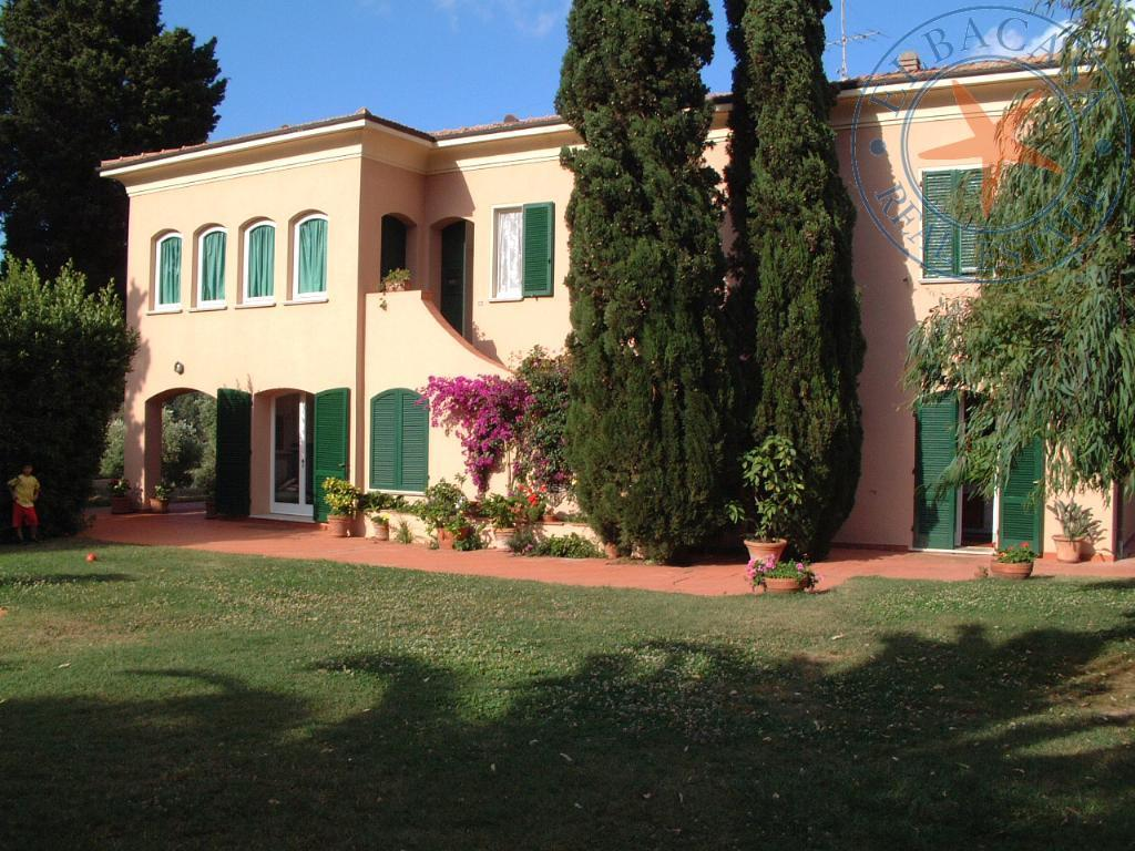 portoferraio - elba - Villa con complesso immobiliare