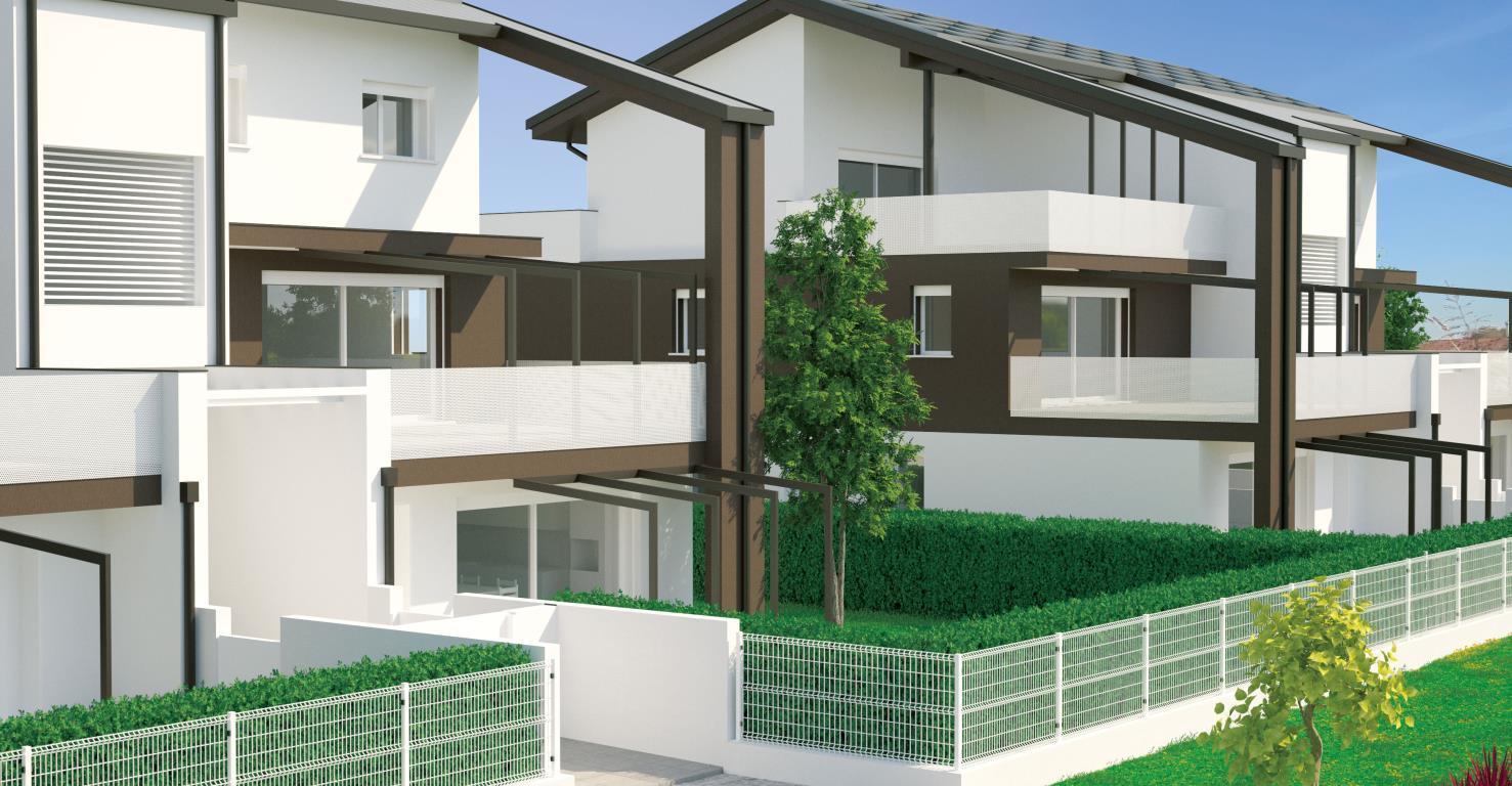Appartamenti in classe A4 con giardino o terrazzo Rif. GL291